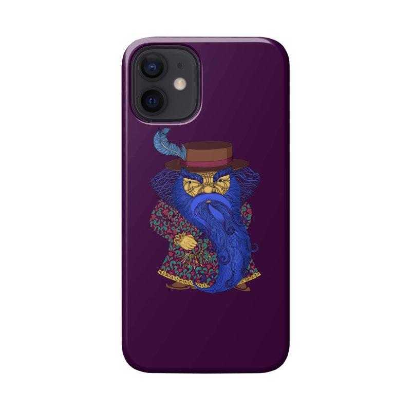 Blue beard Accessories Phone Case by ShadoBado Artist Shop