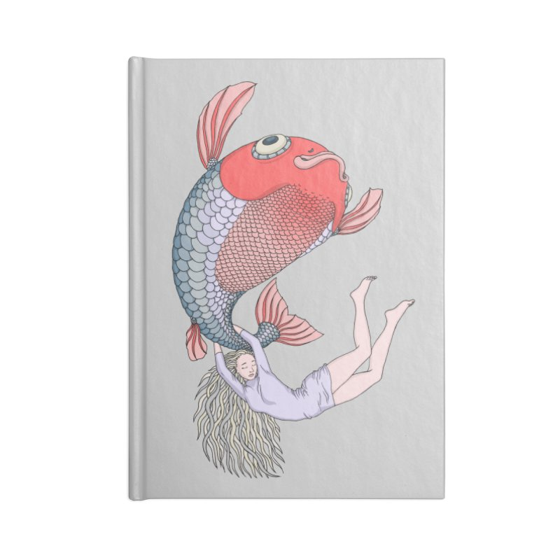 Let it go Accessories Notebook by ShadoBado Artist Shop
