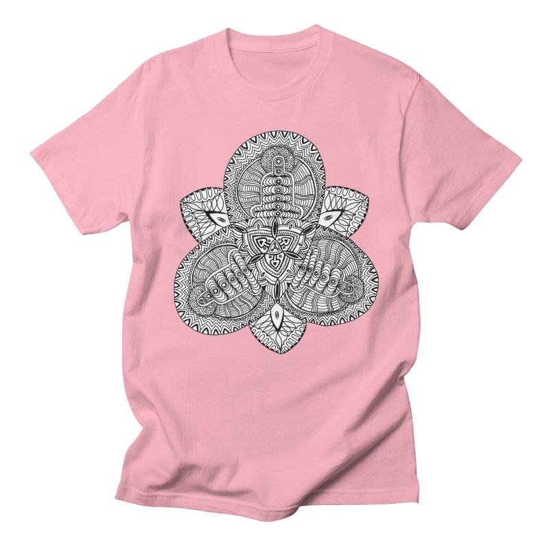 Trikvetr Men's Regular T-Shirt by ShadoBado Artist Shop