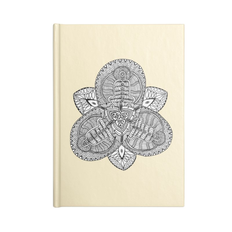 Trikvetr Accessories Notebook by ShadoBado Artist Shop