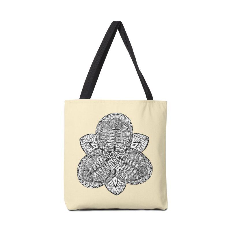 Trikvetr Accessories Bag by ShadoBado Artist Shop