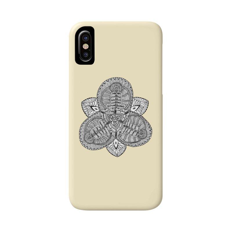Trikvetr Accessories Phone Case by ShadoBado Artist Shop