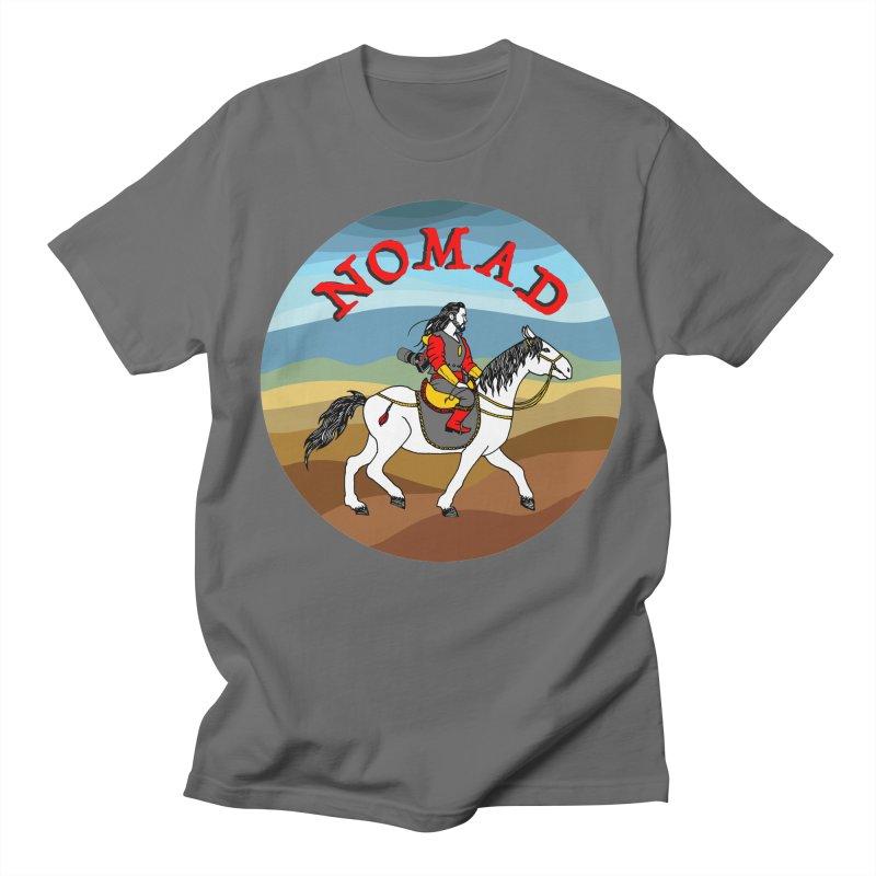 Modern nomad Men's T-Shirt by ShadoBado Artist Shop