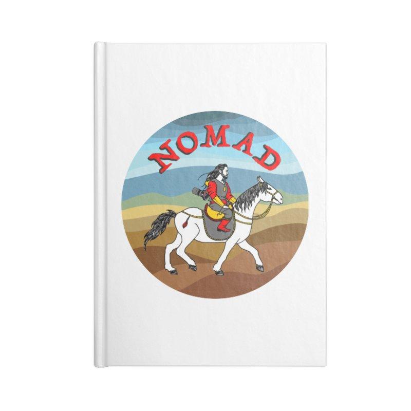 Modern nomad Accessories Notebook by ShadoBado Artist Shop