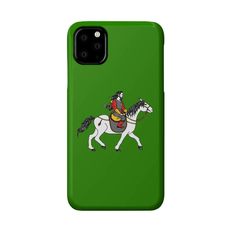 The rider Accessories Phone Case by ShadoBado Artist Shop