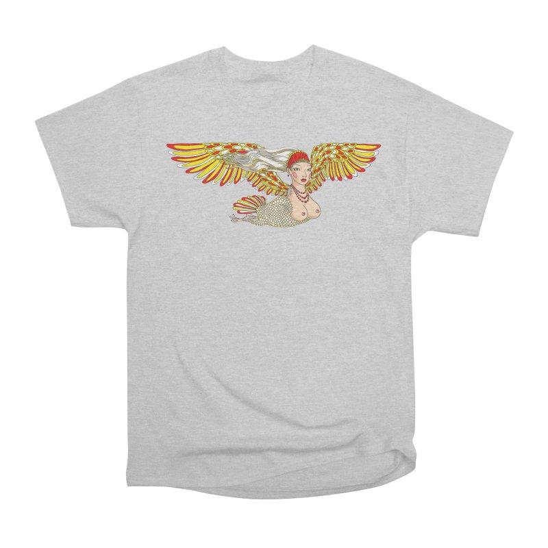 Alkonost Men's T-Shirt by ShadoBado Artist Shop