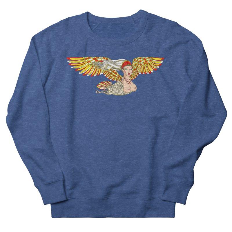 Alkonost Women's Sweatshirt by ShadoBado Artist Shop
