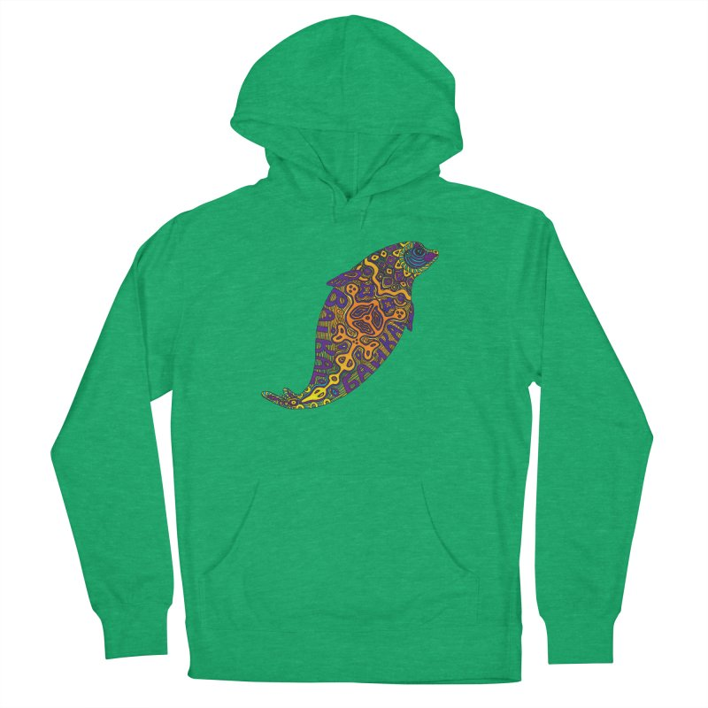Nerpa Men's French Terry Pullover Hoody by ShadoBado Artist Shop