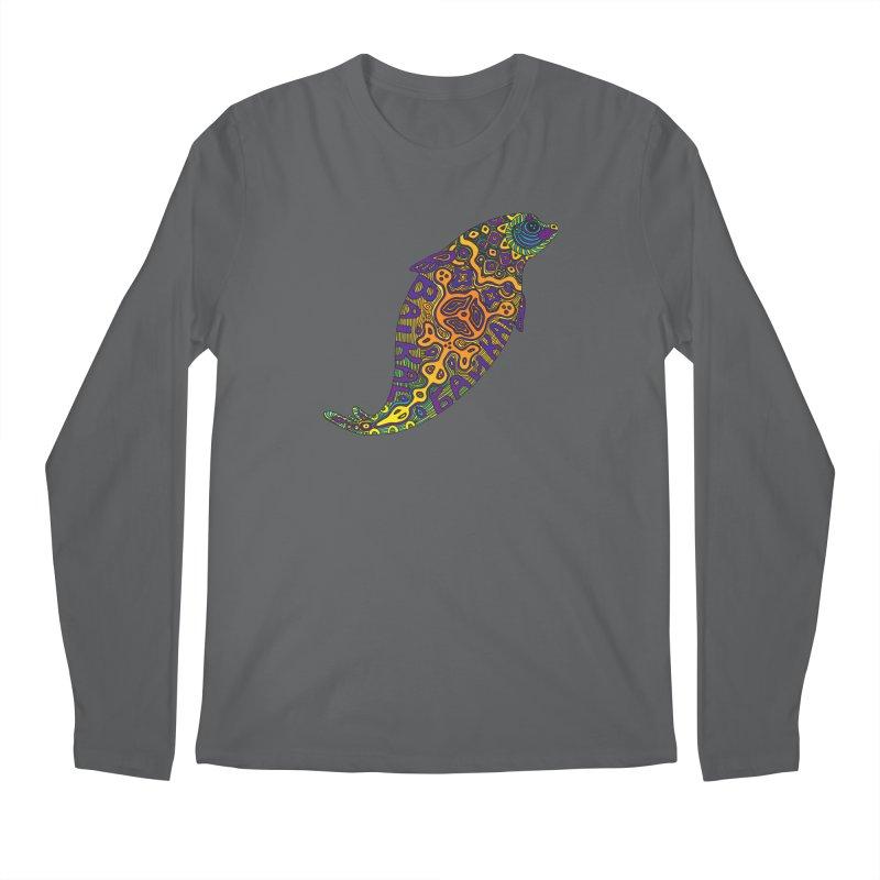 Nerpa Men's Regular Longsleeve T-Shirt by ShadoBado Artist Shop