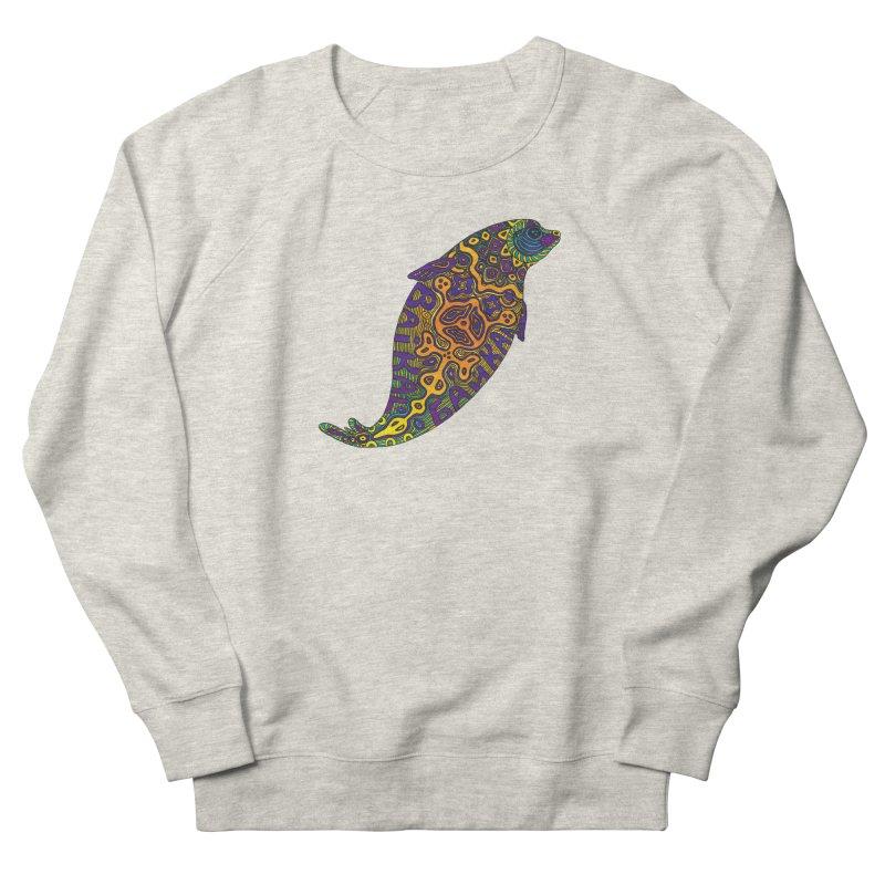 Nerpa Women's French Terry Sweatshirt by ShadoBado Artist Shop