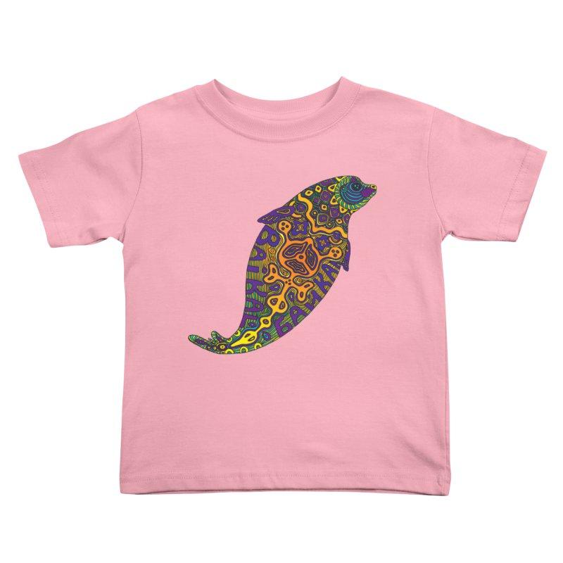 Nerpa Kids Toddler T-Shirt by ShadoBado Artist Shop