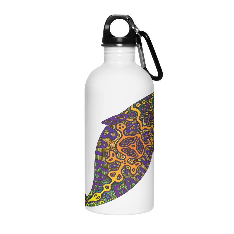 Nerpa Accessories Water Bottle by ShadoBado Artist Shop