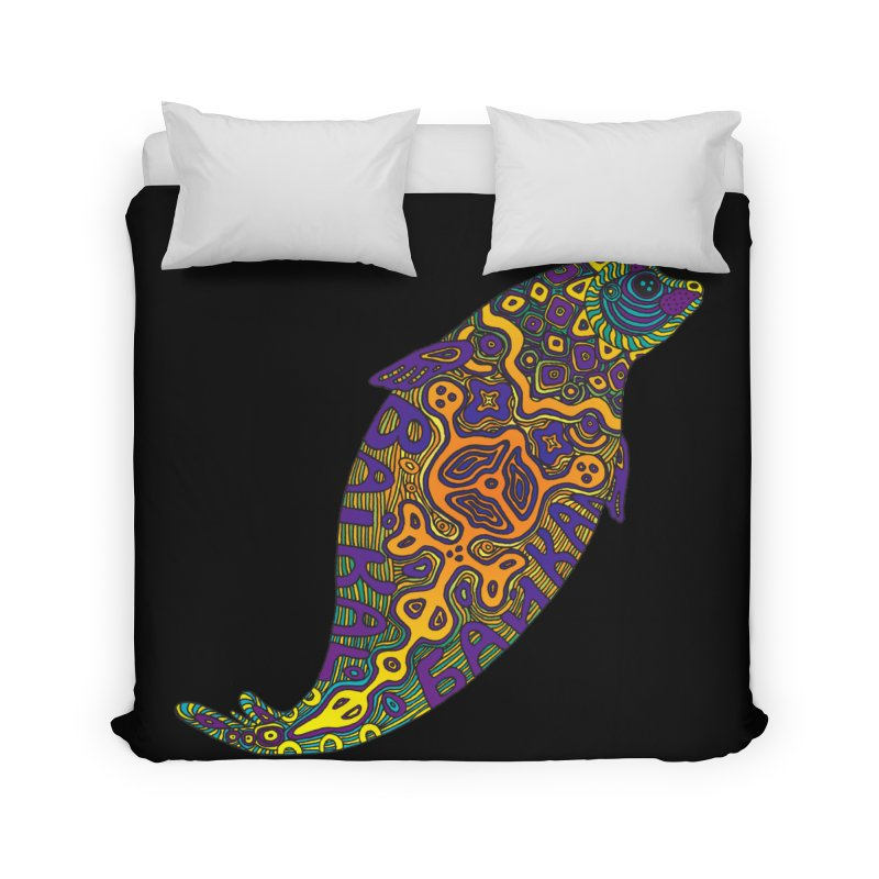 Nerpa Home Duvet by ShadoBado Artist Shop