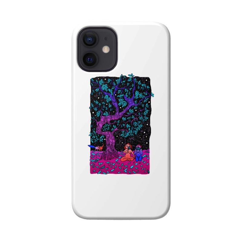 Avocado tree in crazy colours Accessories Phone Case by ShadoBado Artist Shop