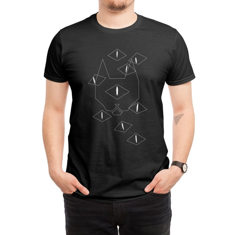 He Watches Men's T-Shirt by shadowlance's Artist Shop