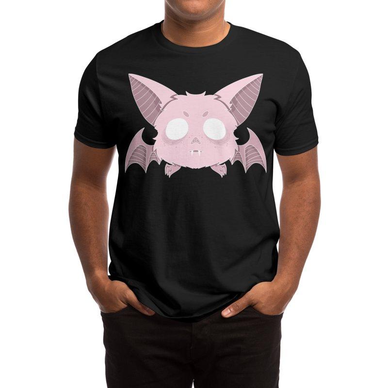 Fluffy Bat Men's T-Shirt by shadowlance's Artist Shop