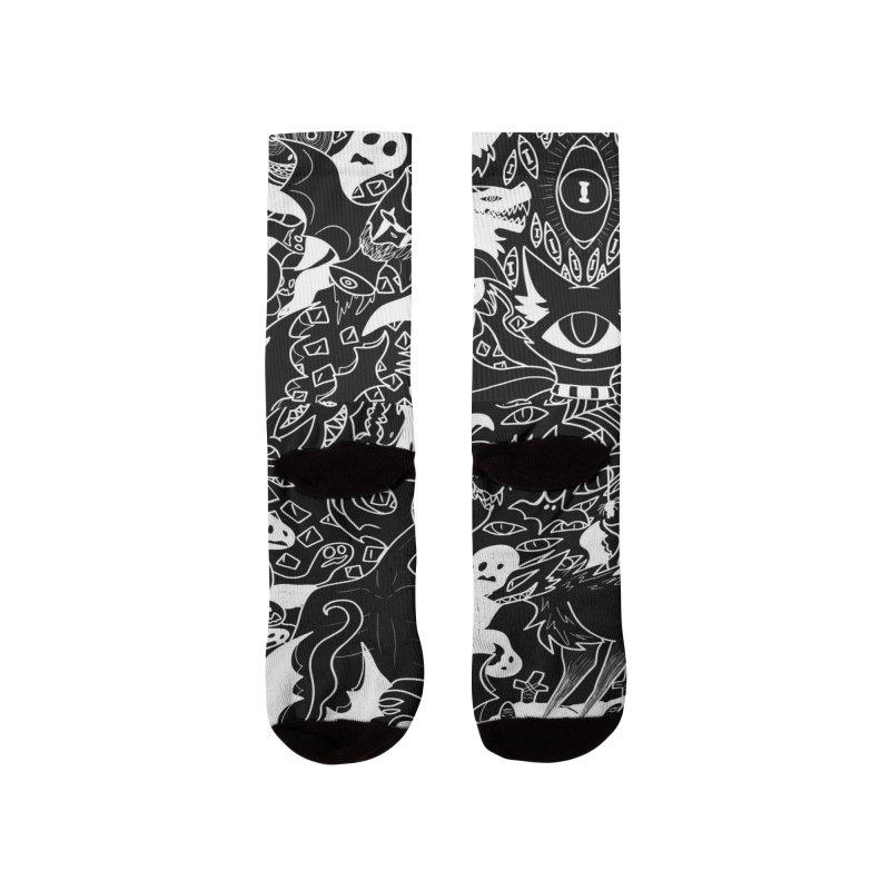 Chaos Men's Socks by shadowlance's Artist Shop