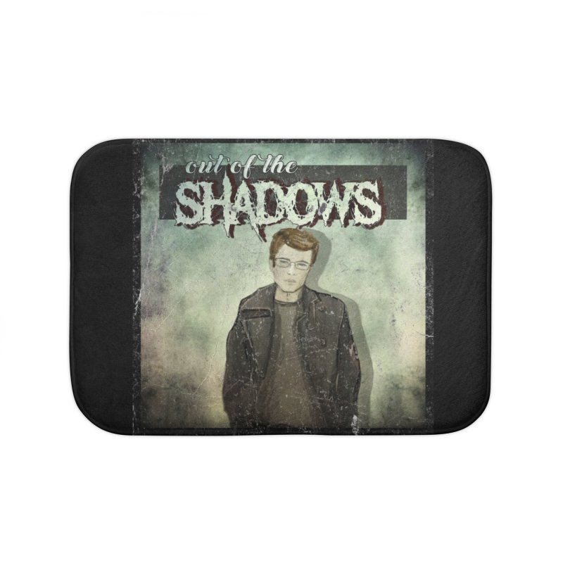 Cover Art Home Bath Mat by Out of the Shadows's Store