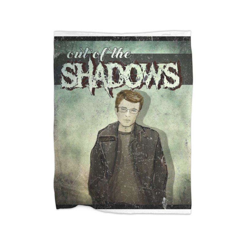 Cover Art Home Blanket by Out of the Shadows's Store