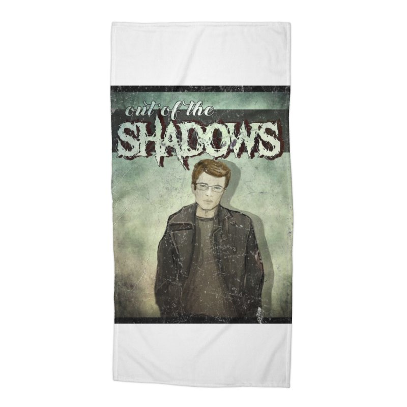 Cover Art Accessories Beach Towel by Out of the Shadows's Store