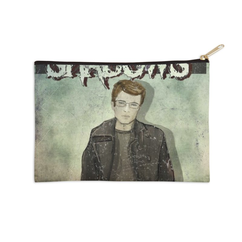 Cover Art Accessories Zip Pouch by Out of the Shadows's Store