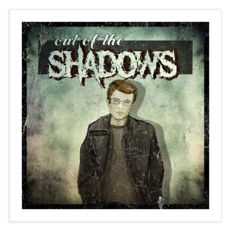 Cover Art Home Fine Art Print by Out of the Shadows's Store