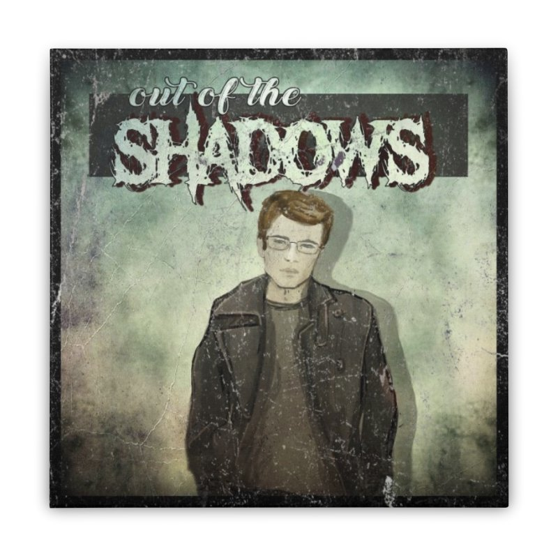 Cover Art Home Stretched Canvas by Out of the Shadows's Store
