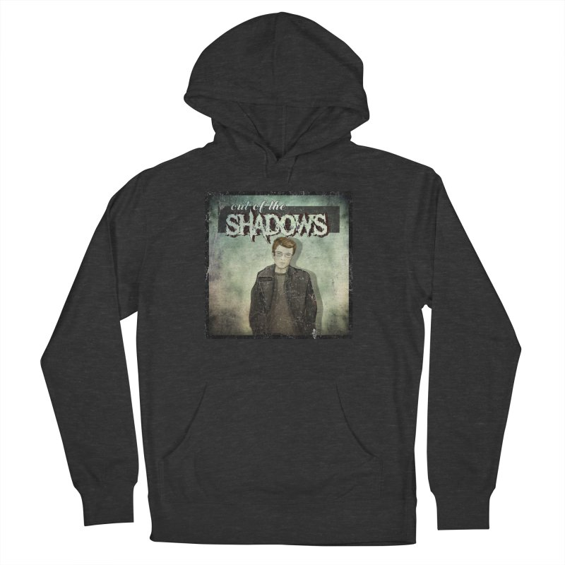 Cover Art Women's French Terry Pullover Hoody by Out of the Shadows's Store