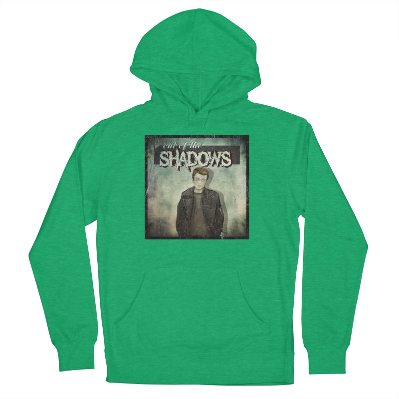 Cover Art Men's French Terry Pullover Hoody by Out of the Shadows's Store