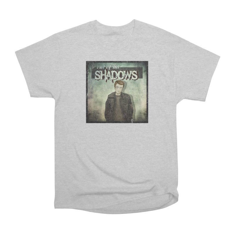 Cover Art Men's Heavyweight T-Shirt by Out of the Shadows's Store