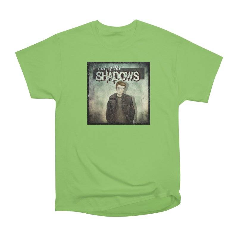 Cover Art Women's Heavyweight Unisex T-Shirt by Out of the Shadows's Store