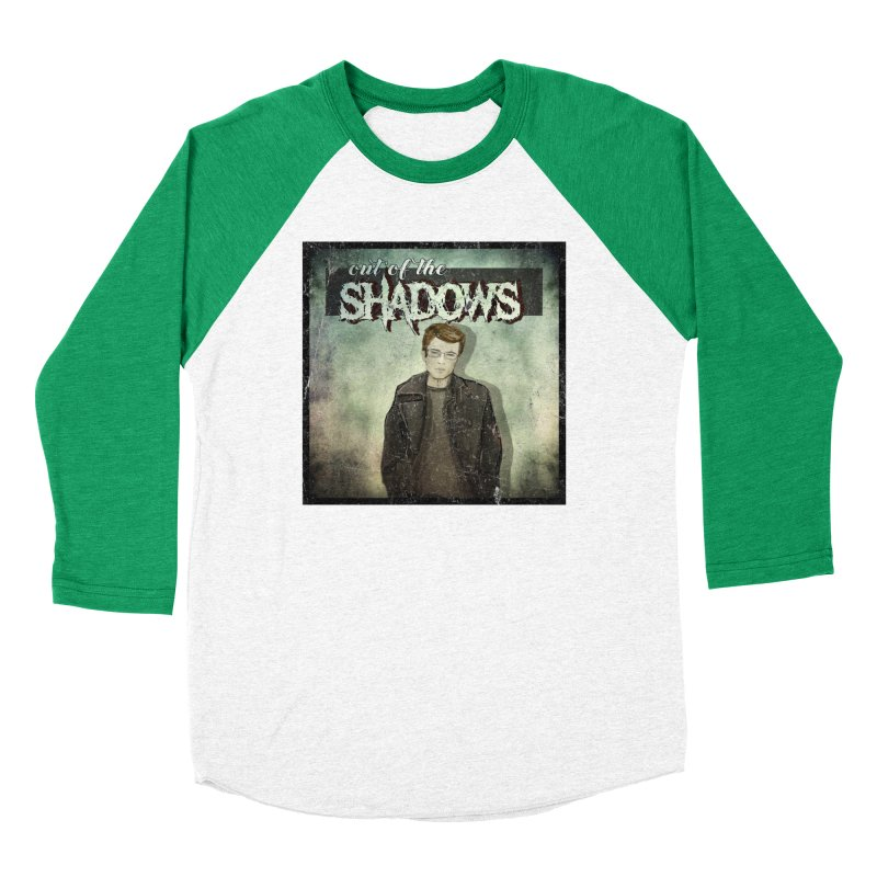 Cover Art Women's Baseball Triblend Longsleeve T-Shirt by Out of the Shadows's Store
