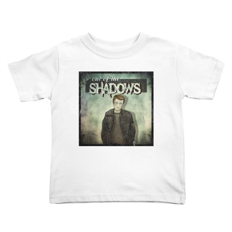 Cover Art Kids Toddler T-Shirt by Out of the Shadows's Store