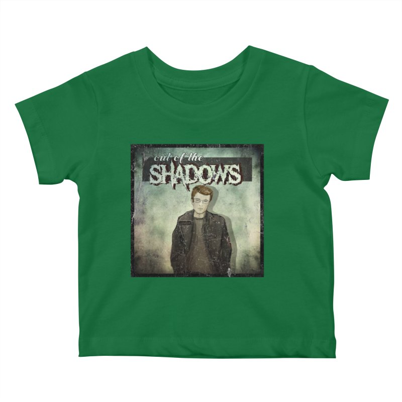 Cover Art Kids Baby T-Shirt by Out of the Shadows's Store