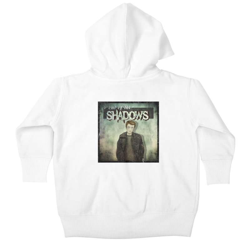 Cover Art Kids Baby Zip-Up Hoody by Out of the Shadows's Store