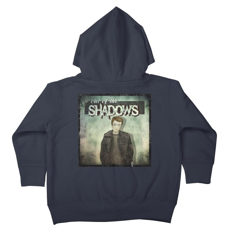 Cover Art Kids Toddler Zip-Up Hoody by Out of the Shadows's Store