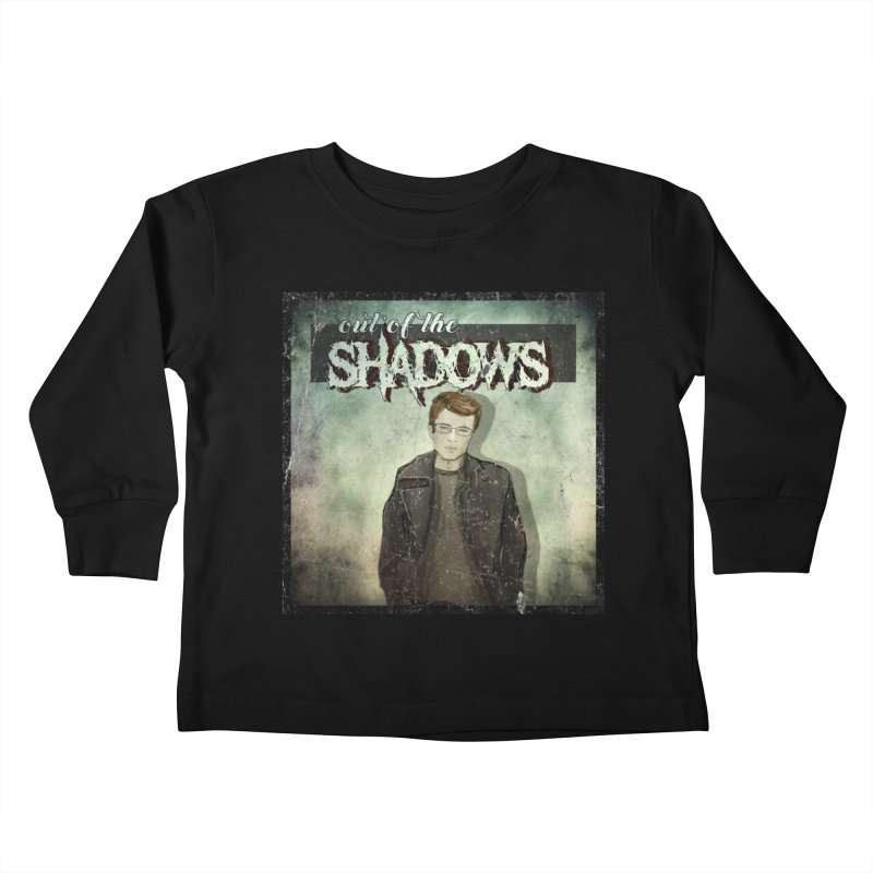 Cover Art Kids Toddler Longsleeve T-Shirt by Out of the Shadows's Store