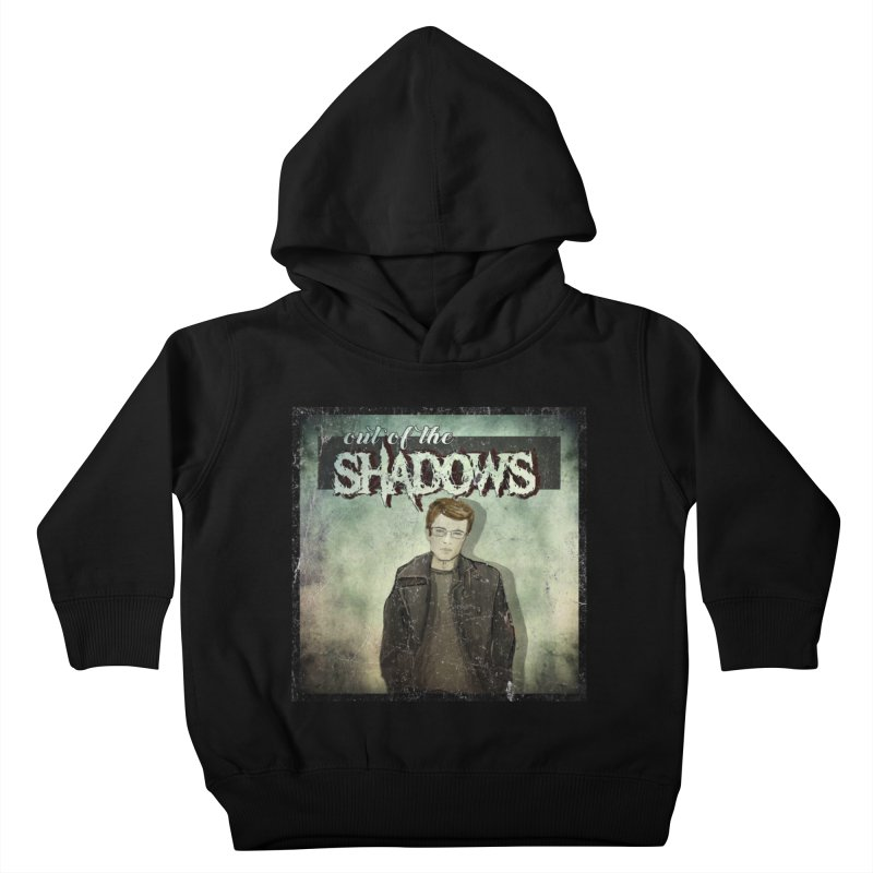 Cover Art Kids Toddler Pullover Hoody by Out of the Shadows's Store
