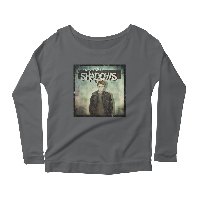Cover Art Women's Scoop Neck Longsleeve T-Shirt by Out of the Shadows's Store