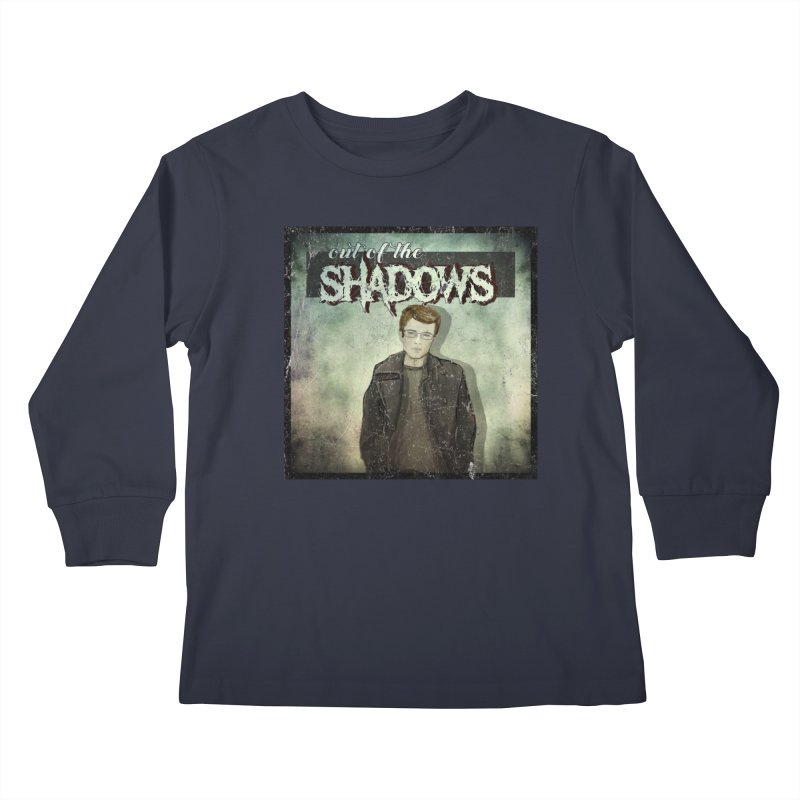 Cover Art Kids Longsleeve T-Shirt by Out of the Shadows's Store