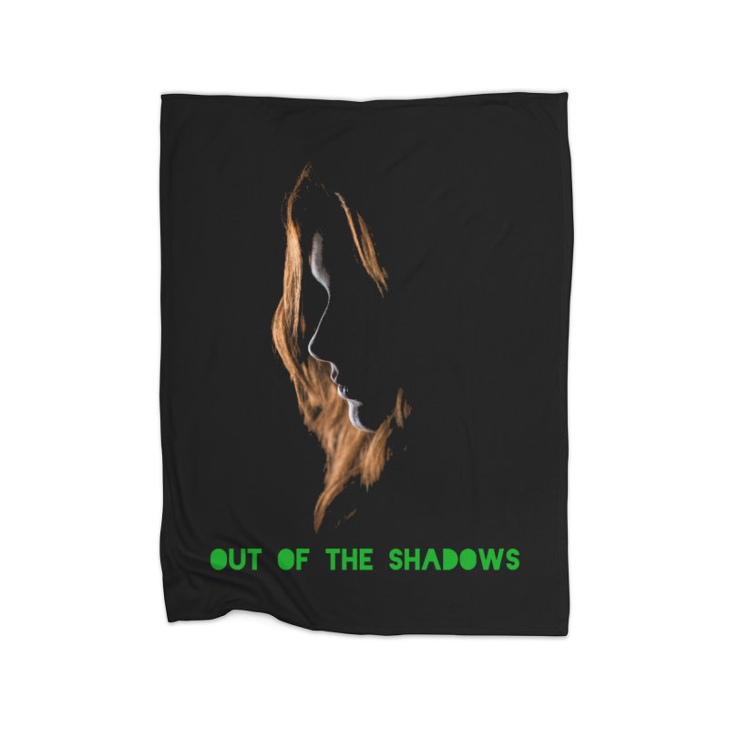 Red Home Blanket by Out of the Shadows's Store