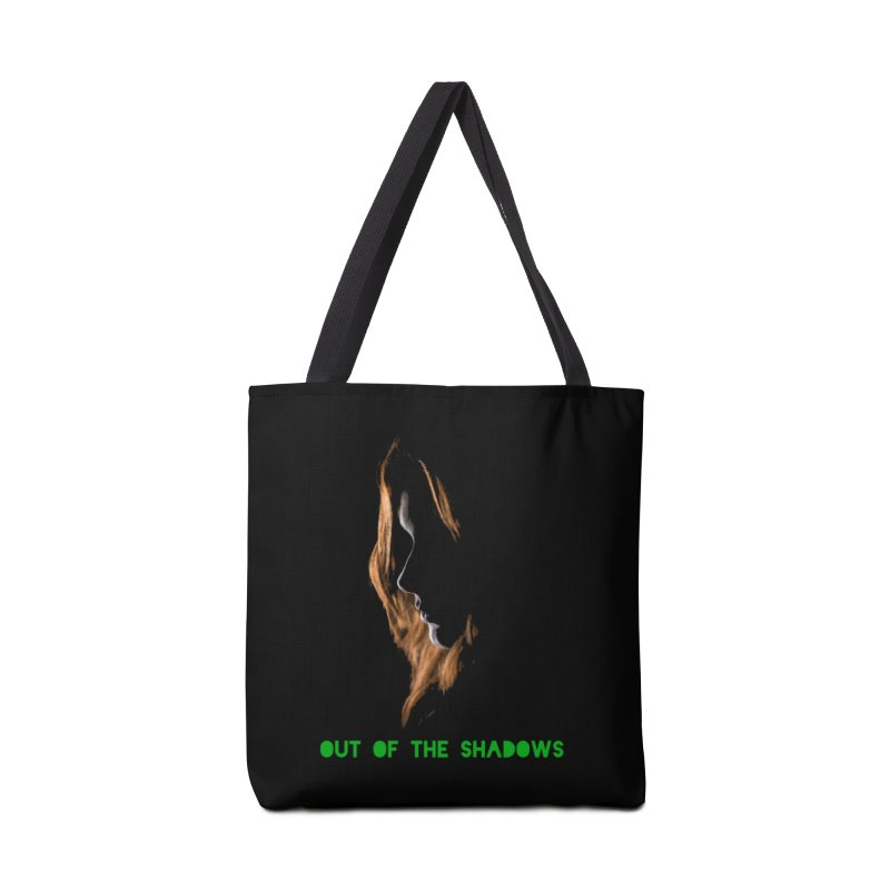 Red Accessories Tote Bag Bag by Out of the Shadows's Store