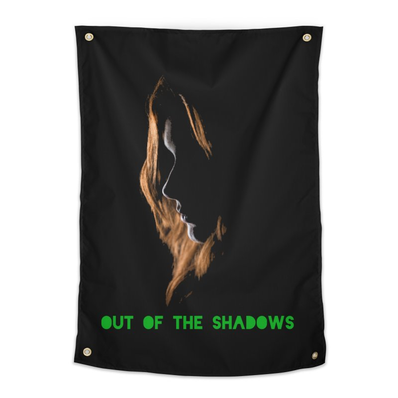 Red Home Tapestry by Out of the Shadows's Store