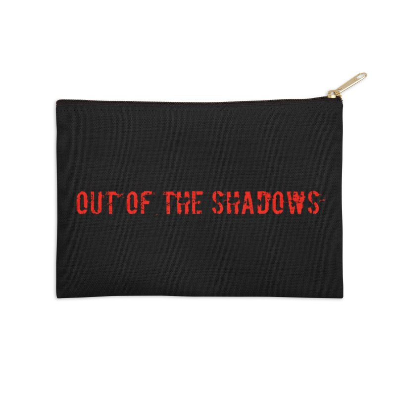 Out of the Shadows Accessories Zip Pouch by Out of the Shadows's Store
