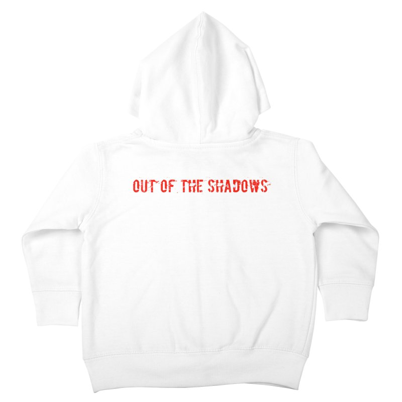 Out of the Shadows Kids Toddler Zip-Up Hoody by Out of the Shadows's Store