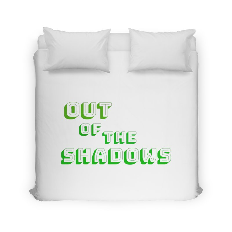 Simple Title Home Duvet by Out of the Shadows's Store