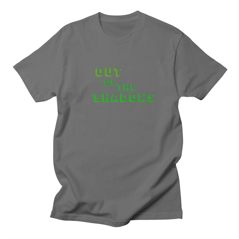 Simple Title Men's T-Shirt by Out of the Shadows's Store