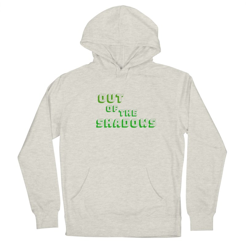 Simple Title Women's French Terry Pullover Hoody by Out of the Shadows's Store