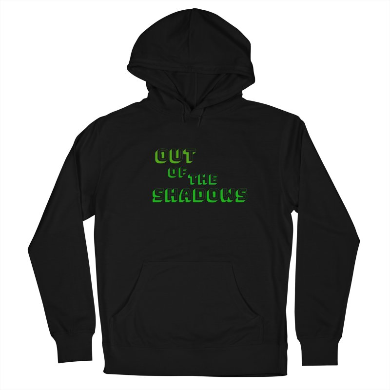 Simple Title Men's French Terry Pullover Hoody by Out of the Shadows's Store