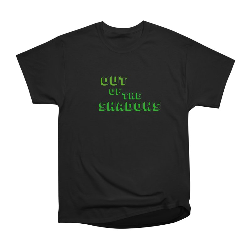 Simple Title Women's Heavyweight Unisex T-Shirt by Out of the Shadows's Store